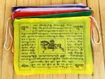 25 Buddhistische Gebetsfahnen - Windpferd  Lungta - Größe L - NEPAL Tibet