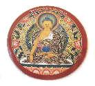 MAGNET PLATTE- Shakyamuni Buddha - NEPAL - TIBET