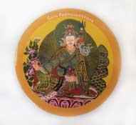 MAGNET PLATTE - Buddha - Guru Padmasambhava - NEPAL - TIBET