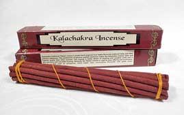 Tibetische Kalachakra Räucherstäbchen - Naturrein - hergestellt in Nepal