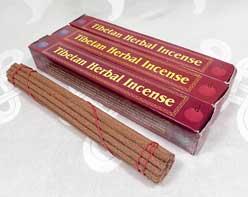Tibetische Kräuter Räucherstäbchen - 3 Pakete - Naturrein - Herbal Incense - Nepal